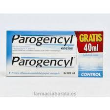 ENJUAGUE PAROGENCYL DUPLO 2X500ML